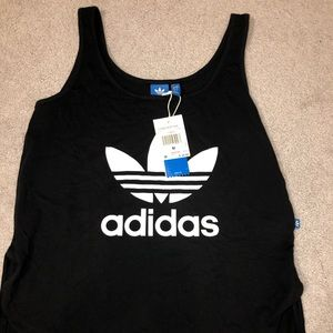 Brand new Adidas trifoil tank top